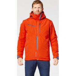 Northfinder Męska Kurtka Narciarska Demetrius Czarny/Pomarańczowy Xl. Brązowe kurtki snowboardowe męskie Northfinder, na zimę. Za 515.00 zł.