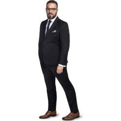Garnitur LEONARDO GXCS900066. Białe garnitury męskie Giacomo Conti, w kolorowe wzory, z wełny. Za 1,498.00 zł.
