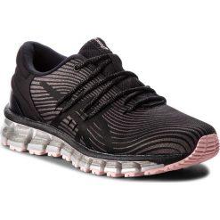 Buty ASICS - Gel-Quantum 360 4 1022A029 Carbon/Black 020. Szare obuwie sportowe damskie Asics, z materiału. W wyprzedaży za 639.00 zł.