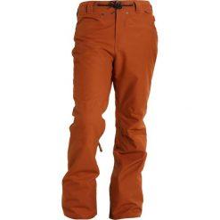 DC Shoes RELAY Spodnie narciarskie waxed leather brown. Spodnie snowboardowe męskie marki WED'ZE. W wyprzedaży za 639.20 zł.