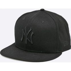 New Era - Czapka. Czarne czapki i kapelusze męskie New Era. W wyprzedaży za 139.90 zł.
