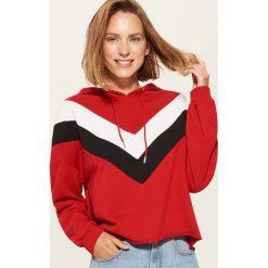 Bluza z kapturem - Czerwony. Czerwone bluzy damskie House. Za 79.99 zł.