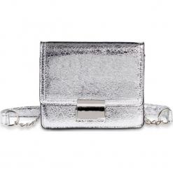 Torebka na ramię srebrna bonprix srebrny kolor. Szare torby na ramię damskie bonprix. Za 54.99 zł.