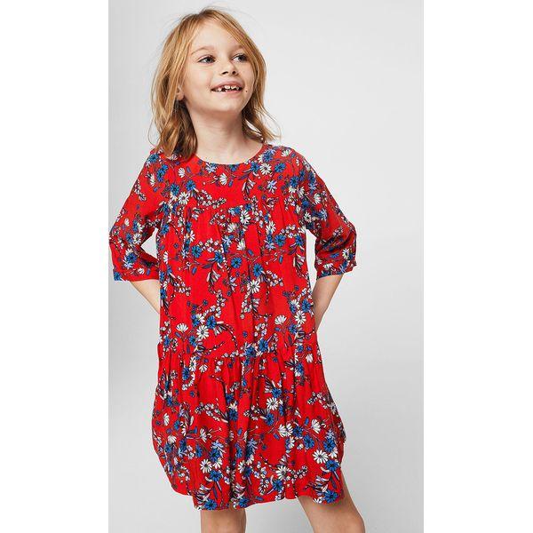 f8fb7fefda Mango Kids - Sukienka dziecięca Rafaela2 110-152 cm - Sukienki dla ...