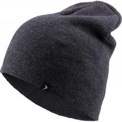 Czapka męska CAM606 - ciemny szary melanż - Outhorn. Szare czapki i kapelusze męskie Outhorn. Za 24.99 zł.
