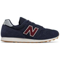 New Balance Buty ml373nrg, 42,5. Czarne buty sportowe męskie New Balance. W wyprzedaży za 265.00 zł.