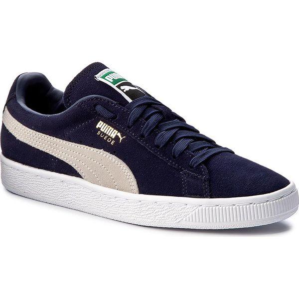 Sneakersy PUMA Suede Classic + 3565568 51 Peacoatwhite