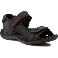 Sandały ECCO - All Terrain Lite 82230405001 Black. Czarne sandały męskie ecco, z materiału. Za 279.90 zł.