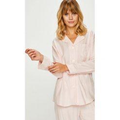 Lauren Ralph Lauren - Piżama. Szare piżamy damskie Lauren Ralph Lauren, z bawełny. W wyprzedaży za 399.90 zł.