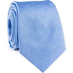 KRAWAT KWNR001915. Niebieskie krawaty i muchy Giacomo Conti, z mikrofibry. Za 69.00 zł.