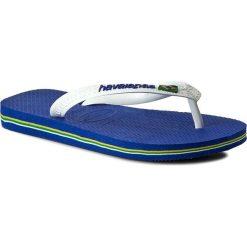 Japonki HAVAIANAS - Brasil Logo 41108502711 Marine Blue. Klapki damskie marki Birkenstock. Za 99.00 zł.