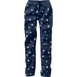 """Legginsy dżinsowe bonprix niebieski """"stone"""". Jeansy dla dziewczynek marki bonprix. Za 32.99 zł."""