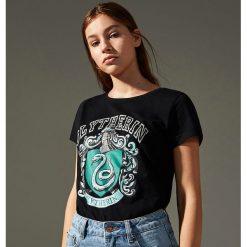 T-shirt Harry Potter - Czarny. T-shirty damskie marki DOMYOS. Za 39.99 zł.
