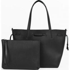 Parfois - Torebka. Szare torby na ramię damskie Parfois. W wyprzedaży za 99.90 zł.
