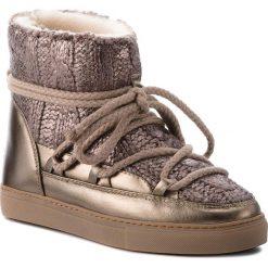 Buty INUIKII - Sneaker Galway 70202-8 Gold. Kozaki damskie marki Roberto. W wyprzedaży za 829.00 zł.