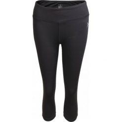 Legginsy treningowe damskie SPDF601A - czarny - Outhorn. Czarne legginsy damskie Outhorn, z materiału. W wyprzedaży za 49.99 zł.