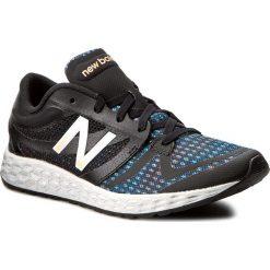 Buty NEW BALANCE - WX822AG3 Czarny. Czarne obuwie sportowe damskie New Balance, z materiału. W wyprzedaży za 249.00 zł.