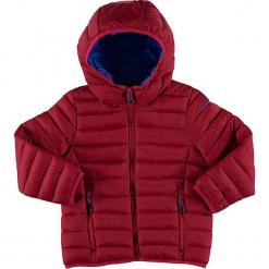Kurtka zimowa w kolorze czerwonym. Czerwone kurtki i płaszcze dla chłopców marki CMP Kids, na zimę, z materiału. W wyprzedaży za 122.95 zł.