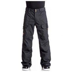 DC Spodnie Snowboardowe Code Pnt M Snpt kvj0 Black S. Spodnie snowboardowe męskie marki bonprix. W wyprzedaży za 549.00 zł.