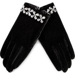 Rękawiczki Damskie GUESS - Not Coordinated Wool AW6814 WOL02 BLA. Rękawiczki damskie marki B'TWIN. W wyprzedaży za 119.00 zł.
