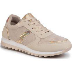 Sneakersy DEEZEE WS8528 08 Beige Sneakersy Półbuty