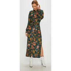 Answear - Sukienka. Szare sukienki damskie ANSWEAR, z tkaniny, casualowe. Za 249.90 zł.