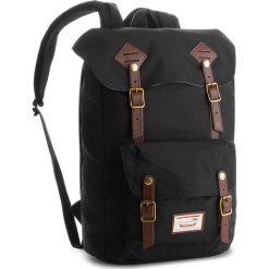 Plecak DOUGHNUT - 8077C-0003-F Cordura Black. Czarne plecaki damskie Doughnut, z materiału. Za 389.00 zł.