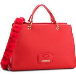 Torebka LOVE MOSCHINO - JC4281PP06KL0500 Rosso. Czerwone torebki do ręki damskie Love Moschino, ze skóry ekologicznej. Za 959.00 zł.