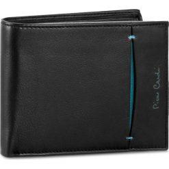 Duży Portfel Męski PIERRE CARDIN - TILAK07 8806 Nero/Blu 15936. Czarne portfele męskie Pierre Cardin, ze skóry. Za 109.00 zł.