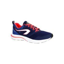 Buty do biegania RUN ONE ACTIVE damskie. Czerwone obuwie sportowe damskie KALENJI. W wyprzedaży za 79.99 zł.