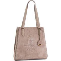 Torebka LAUREN RALPH LAUREN - Tote 431720557002 Taupe. Brązowe torebki do ręki damskie Lauren Ralph Lauren, ze skóry. Za 1,519.90 zł.