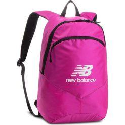 Plecak NEW BALANCE - TM Backpack NTBBAPK8PK  Pink. Czerwone plecaki damskie New Balance, z materiału. Za 109.99 zł.