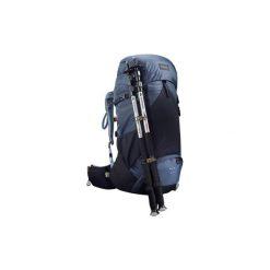 Plecak TREK 700 50+10 l damski. Niebieskie plecaki damskie FORCLAZ. Za 349.99 zł.