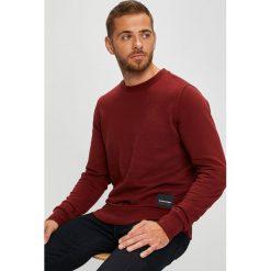 Calvin Klein - Bluza. Szare bluzy męskie Calvin Klein, z bawełny. Za 399.90 zł.