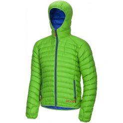 Ocun Kurtka Puchowa Tsunami Men Green/Blue S. Niebieskie kurtki sportowe męskie Ocun, z materiału. Za 609.00 zł.