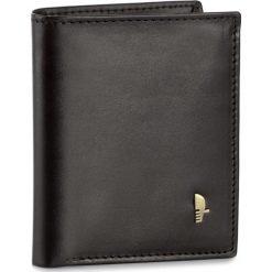Mały Portfel Męski PUCCINI - MU25116 Black 1. Czarne portfele męskie Puccini, ze skóry. W wyprzedaży za 109.00 zł.