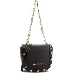 Torebka VERSACE JEANS - E1VSBBC1  70710 899. Czarne torby na ramię damskie Versace Jeans. W wyprzedaży za 489.00 zł.