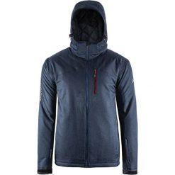 Kurtka narciarska w kolorze niebieskim. Niebieskie kurtki męskie Outhorn. W wyprzedaży za 194.95 zł.