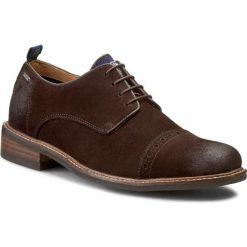 Półbuty PEPE JEANS - Stephen Classic PMS10081 Brown 898DK. Brązowe półbuty na co dzień męskie Pepe Jeans, z jeansu. W wyprzedaży za 229.00 zł.