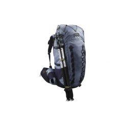 Plecak TREK 900 50+10 l damski. Niebieskie plecaki damskie FORCLAZ. Za 499.99 zł.