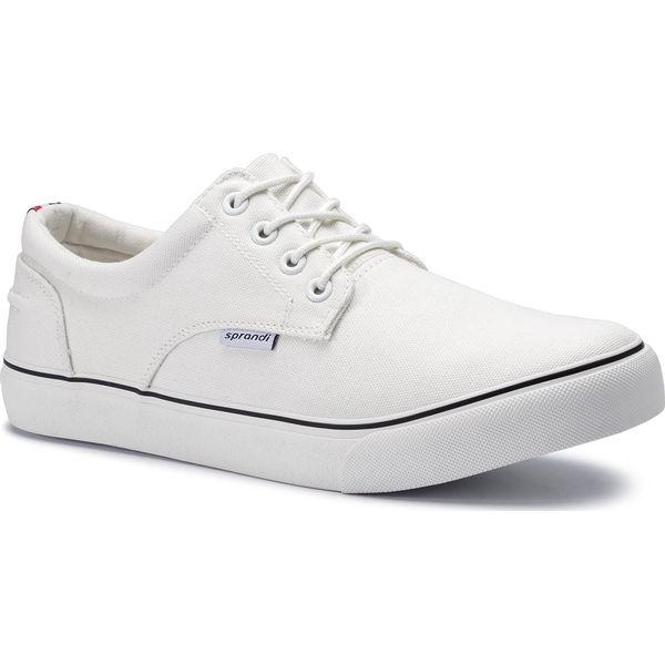 Tenisówki SPRANDI MS19033 White