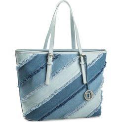Torebka MONNARI - BAG6420-012 Light Blue. Niebieskie torebki do ręki damskie Monnari. W wyprzedaży za 129.00 zł.