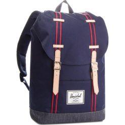 Plecak HERSCHEL - Retreat 10066-02145  Peacoat. Niebieskie plecaki damskie Herschel, z materiału. Za 499.00 zł.
