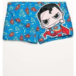 Blukids - Kąpielówki dziecięce Superman 86-98 cm. Kąpielówki dla chłopców Blukids, z motywem z bajki, z dzianiny. Za 49.90 zł.