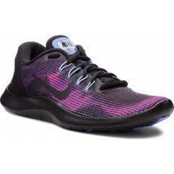 Buty NIKE - Flex 2018 Rn AA7408 003 Black/Black/Royal Pulse. Fioletowe obuwie sportowe damskie Nike, z materiału. W wyprzedaży za 249.00 zł.