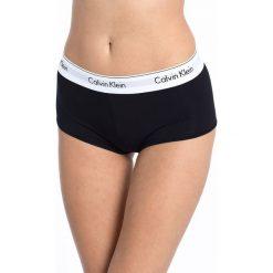 Calvin Klein Underwear - Figi Boyshort. Różowe figi damskie Calvin Klein Underwear, z bawełny. Za 89.90 zł.
