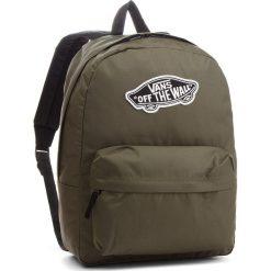Plecak VANS - Realm Backpack VN0A3UI6KCZ Grape Leaf. Zielone plecaki damskie Vans, z materiału. W wyprzedaży za 129.00 zł.