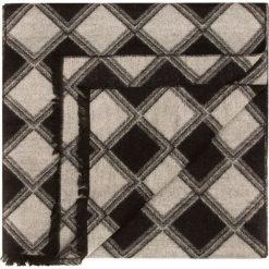 Szal męski 85-7M-S41-X1. Szare szaliki męskie marki Giacomo Conti, na zimę, z tkaniny. Za 199.00 zł.