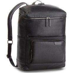 Plecak STRELLSON - Garret 4010002353 Black 900. Czarne plecaki damskie Strellson, ze skóry, sportowe. W wyprzedaży za 799.00 zł.