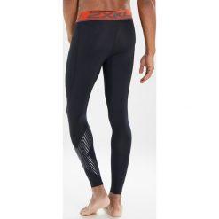 2XU ACCELERATE COMPRESSION Legginsy black/mottled black. Spodnie sportowe męskie 2XU, z elastanu. Za 419.00 zł.